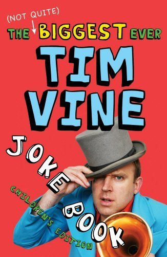 Biggest Ever Tim Vine Joke Book by Vine, Tim (2011) Paperback