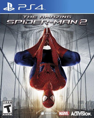 Activision The Amazing Spider-Man 2, PS4 - Juego (PS4, PlayStation 4, Acción / Aventura, Beenox)