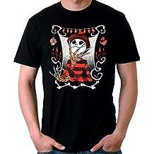 35mm - Camiseta Niño Jack Skellington Freddy Krueger
