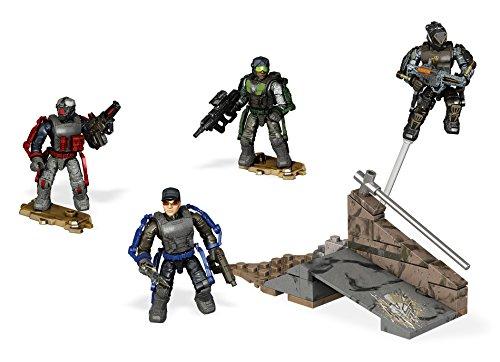 Mega Bloks Call Of Duty Collector Construction Set Of 4 - Advanced Soldiers (Dpb54) Preisvergleich