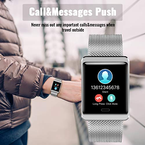 Zoom IMG-5 canmixs smartwatch orologio fitness activity
