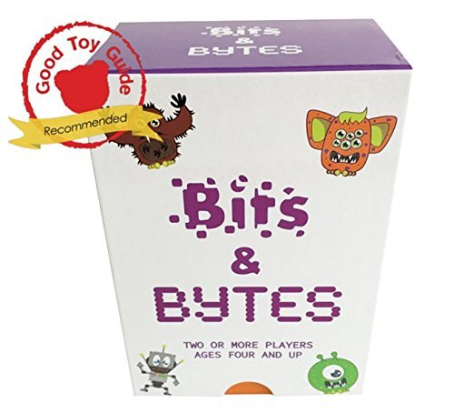 Bits & Bytes il gioco di codifica per bambini Linnovativo gioco di carte e il giocattolo STEM che insegna ai bambini le basi della codifica dei