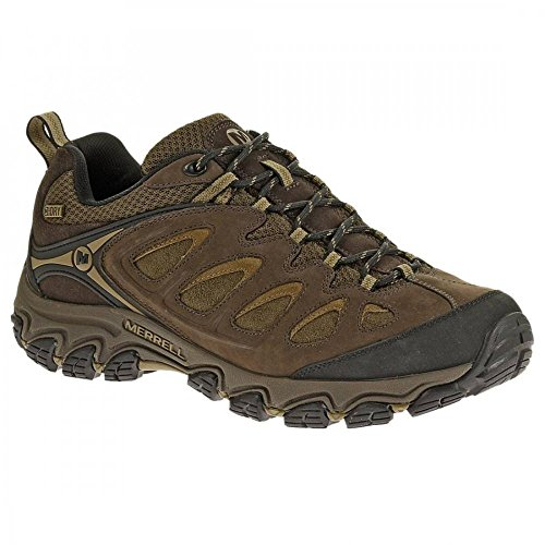 Merrell Pulsate Waterproof Chaussure De Marche brown