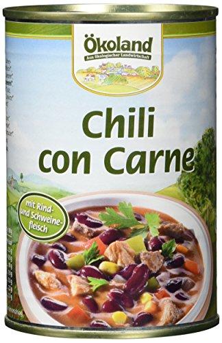 ÖKOLAND Chili Con Carne, 6er Pack (6 x 400 g)