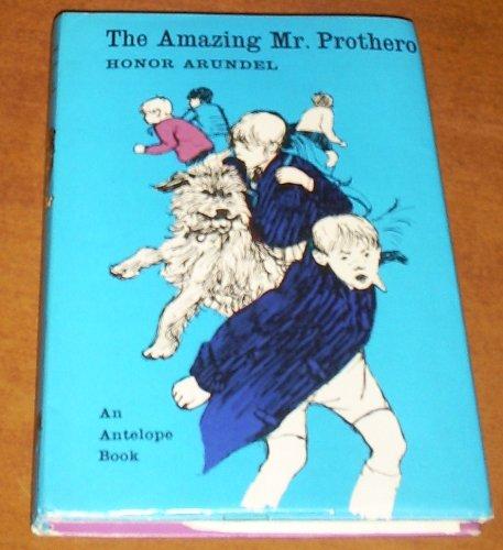 The Amazing Mr. Prothero