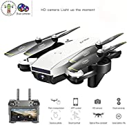 Goolsky SG700-D FPV RC Drone with Camera 4K HD Wide Angle Optical Flow Positioning Follow Me Altitude Hold Qua