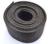 10000x100x3mm Granulatrolle / Granulatpad / Gummipad / Unterlage / Terrasse (1)