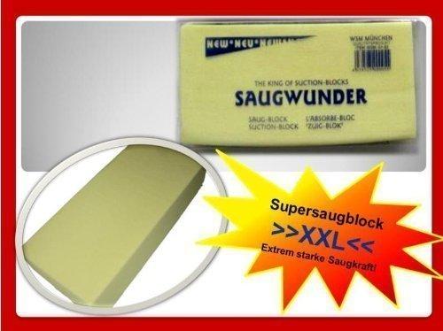 Saugwunder XXL Saug Schwamm Saugblock extra superstark (1)