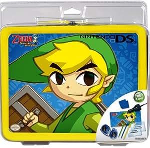 Pack d'accessoires 'The Legend of Zelda' pour DS Lite