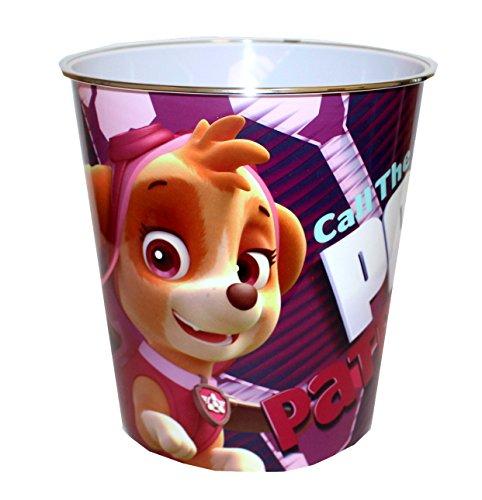 Kitty Paw (Nickelodeon Paw Patrol Mädchen Papierkorb Mülleimer 24 x)