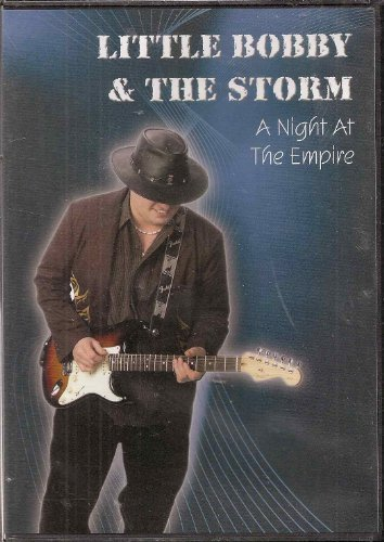 Little Bobby & The Storm - A Night at the Empire Arts Theater, Grand Forks, North Dakota -