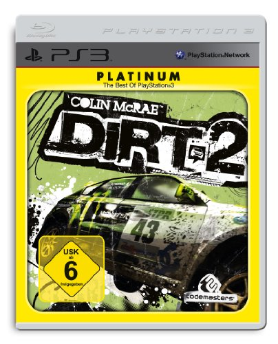 Preisvergleich Produktbild Colin McRae: DiRT 2 [Platinum]