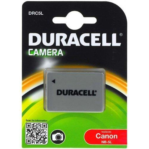DURACELL Batteria per Canon PowerShot SX230 HS