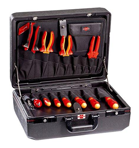 Würth Werkzeugkoffer WZGKOFFR-ELEKTRIKER-LEER-470X375X205 071593 01 -