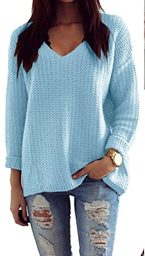 womens-pullover-winter-casual-long-sleeve-knitted-jumper-top-outerwear-627-baby-blau