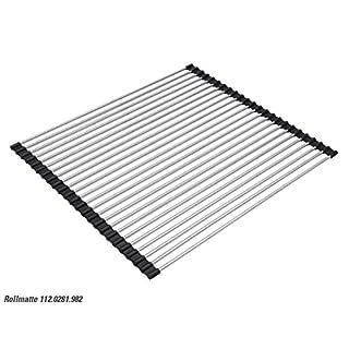 Franke 112.0281.982 Rollmatte Abtropfablage Abtropfmatte Spülenzubehör AGX 210 C