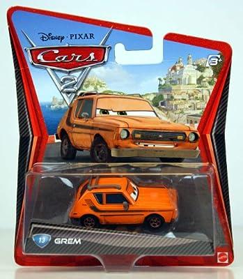 Cars 2 - Grem /Toys por Mattel