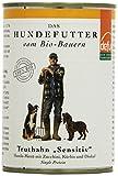 defu Bio Nassfutter für Hunde Truthahn 410 g, 12er Pack (12 x 410 g)