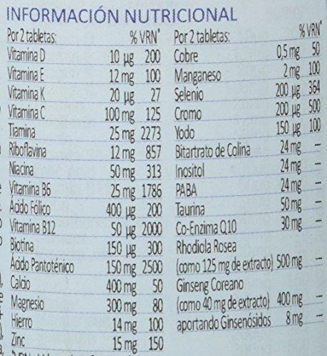 Lamberts Multiguard ADR - 120 Tabletas