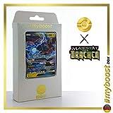 ZEKROM GX SM138 - #myboost X Sonne & Mond 7.5 Majestät der Drachen - Box mit 10 Deutschen Pokémon-Karten