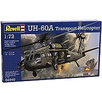 Revell Maqueta UH-60A helicóptero, escala 1:72 (04940)