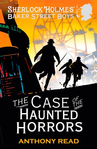 The case of the haunted horrors