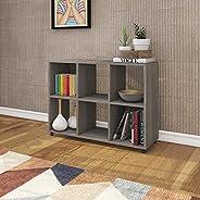 Tecnomobili Bookcase, Oak, RIV034