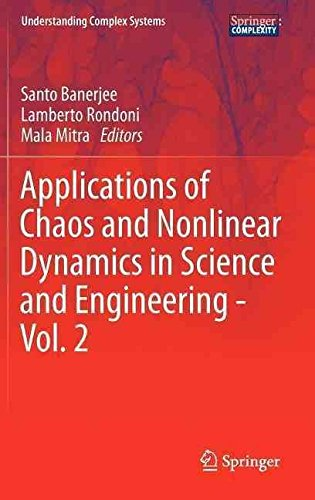 [(Applications of Chaos and Nonlinear Dynamics in Science and Engineering - Vol. 2)] [Edited by Santo Banerjee ] published on (August, 2012) par Santo Banerjee