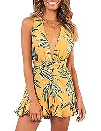 on sale affcd af436 Suchergebnis auf Amazon.de für: bunte - Jumpsuits / Damen ...