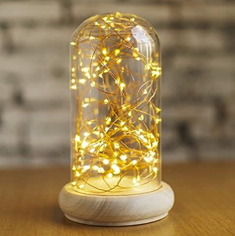 SKC LIGHTING Arbre de feu de bois créatif Yinhua Cadeau d 'anniversaire de Saint - Valentin de Noël Bar Bar Café Lampe de table décorative