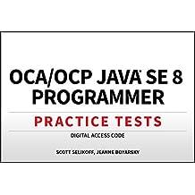 Oca / Ocp Java Se 8 Programmer Practice Tests Digital Access Code