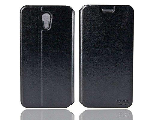 caseroxx Hülle/Tasche Bookstyle-Case ZUK Z1 Handy-Tasche, Wallet-Case Klapptasche in schwarz