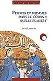 Image de Femmes et hommes dans le Coran : Quelle égalité ?