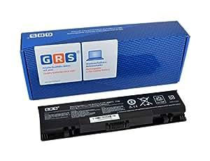 GRS Batterie d'ordinateur portable pour Dell Studio 1745, 1749, 17, 1747, remplacebatteries d'ordinateur portable 4400mAh 11,1V : N855P, OW077P, 312–0186, 312–0196, A3582354, A3582355, U164P, U164P, M909P, N855P N856P U150P, W080P, Y067P.