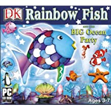 Rainbow Fish & the Big Ocean Party (Jc) (Rainbow Fish (DK))