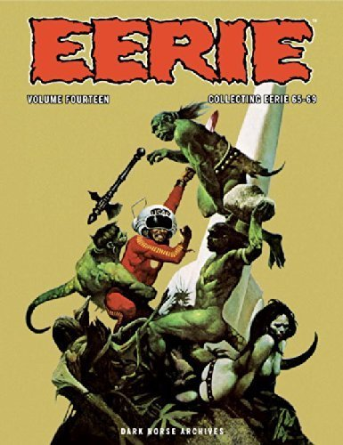 Eerie Archives Volume 14 by Rich Margopoulos (2013-10-08)
