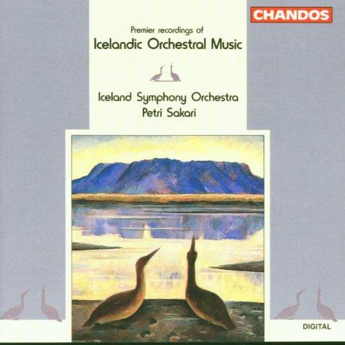 Isländische Orchestermusik