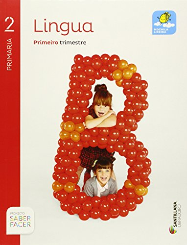 LINGUA 2 PRIMARIA SABER FACER - 9788499722399 por Vv.Aa