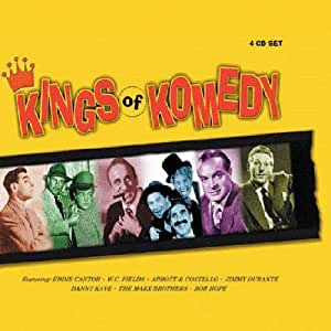 Kings Of Comedy [Import anglais]