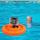 Schwimmende Frisbee-Scheibe Für Für GoPro-Zubehör Hero5 / 4/3 Universal, schwimme Deine Action-Kamera Verfilme Deine Action-Kamera, schwimme, surfe und schwimme