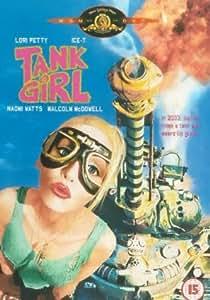 Tank Girl [DVD] [1995]