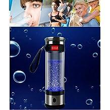 Portatile ricaricabile antiossidante acqua ionizzata alcalina depuratore d' acqua