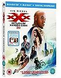 XXX: The Return Of Xander Cage (Blu-ray 3D + Blu-ray + Digital Download) [2017] [Region Free]