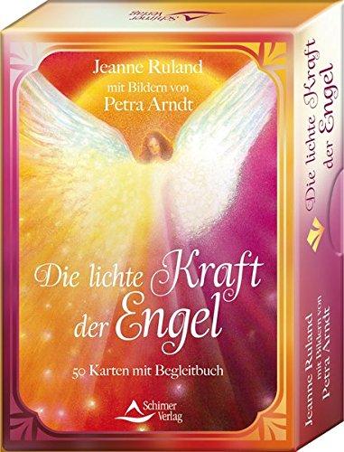 SET Die lichte Kraft der Engel: 50 Karten mit Begleitbuch