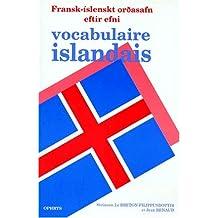 Vocabulaire islandais