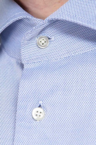 S.O.H.O. New York Camicia REGULAR Blu chiaro