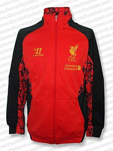 WARRIOR - Liverpool Chaqueta 12/13 Hombre Color: Rojo