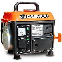 Daewoo GDA980 - Generador de gasolina (63 cc, 720 W)