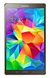 Samsung Galaxy Tab S 8.416GB Bronze, Grey–Tablets (Mini-Tablet, IEEE 802.11ac, Android, Slate, Android, Bronze, Grey)