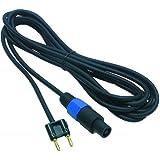 Câble de raccord PA fiche PA - fiche dual 2 mètres